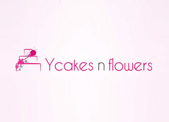 Cakes and Flowers Video Graphics