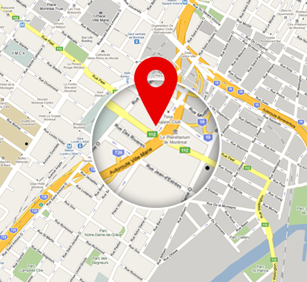 Multiple Location Google Map Free WordPress Plugin - Map images