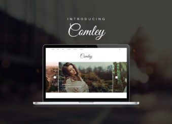 Comley Premium WordPress Theme