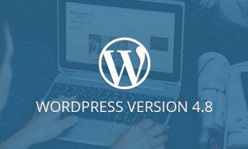 wordpress version 4.8